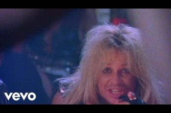 Mötley Crüe - Girls, Girls, Girls клип