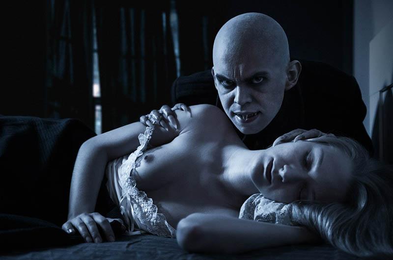 11 лучших вампирских клипов - Роккульт