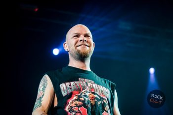 Фотоотчет | Five Finger Death Punch в Москве | Ray Just Arena | 30.06.15