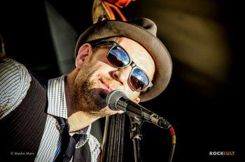 Billy's Band в Питере   Крыша Hi-Hat   21.07.2017