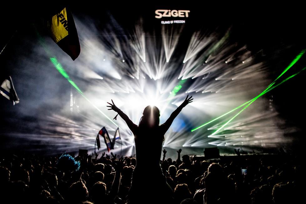 Плейлист Sziget 2017 - Роккульт