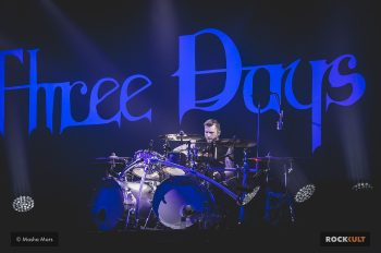 Three Days Grace в Питере | А2 | 13.07.2017