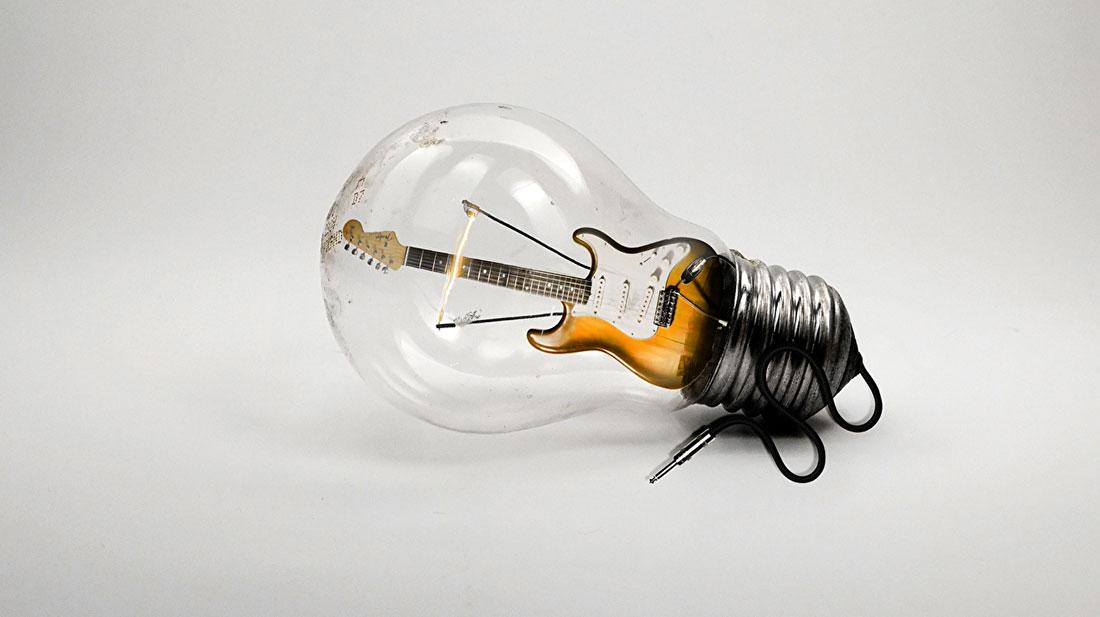 Креативные гитары рок-музыкантов - Роккульт