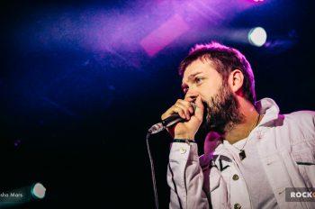 Kasabian в Питере | А2 Green Concert | 27.10.2017