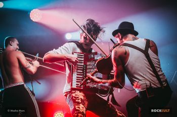 The Hatters в Питере | A2 Green Concert | 04.11.2017