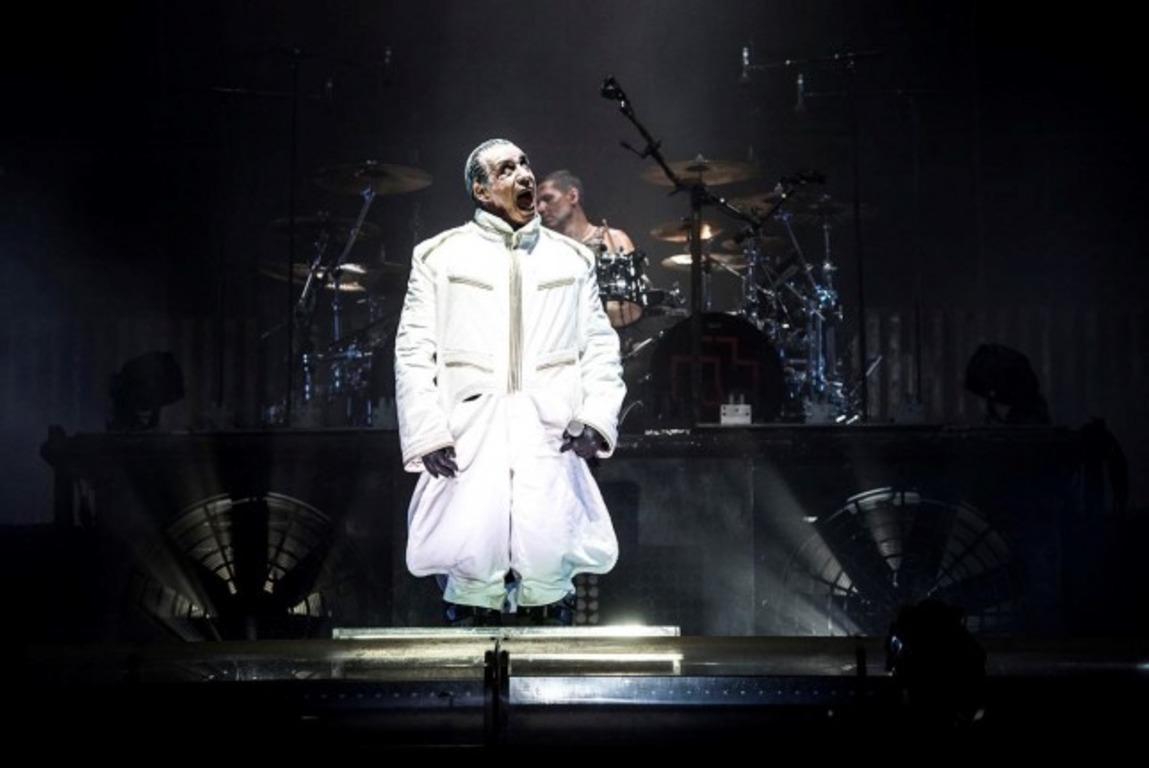 Фильм-концерт Rammstein: Paris! покажут на Рен-ТВ