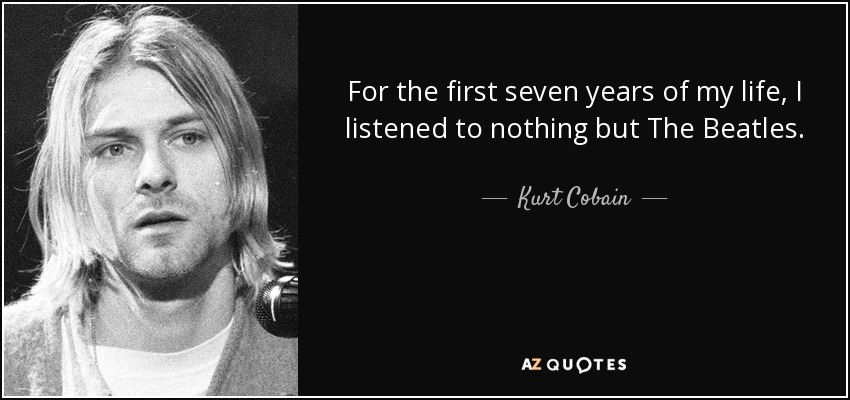 an introduction to the life and music of kurt donald cobain Kurt cobain was the frontman he was born to wendy elizabeth and donald cobain the band sold multi million copies of their songs kurt cobain has made a mark.