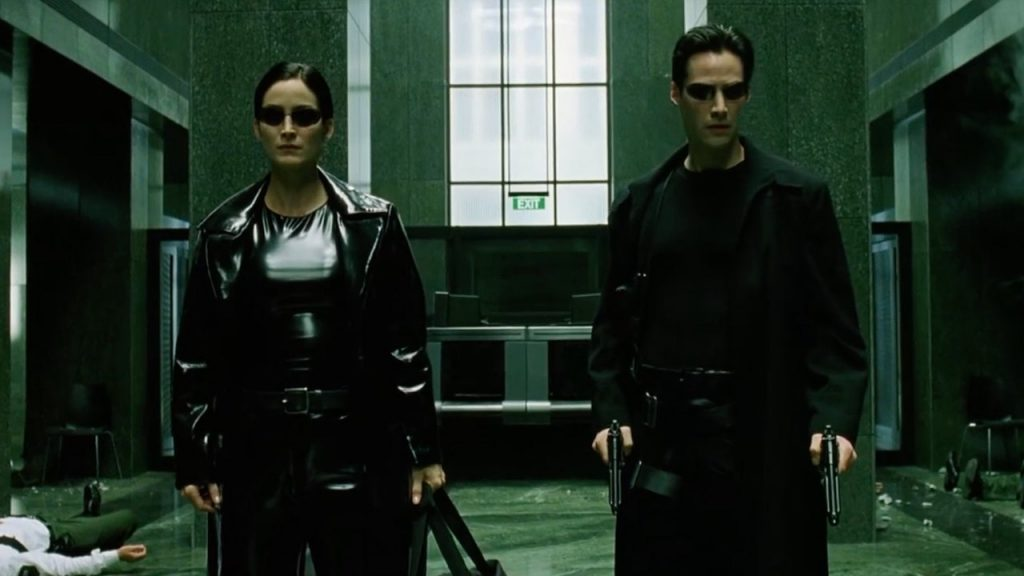 Матрицу перевыпустят в формате 4K Blu-ray
