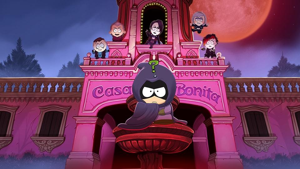 Состоялся релиз дополнения для игры South Park: The Fractured But Whole под названием От заката до Каса-Бонита
