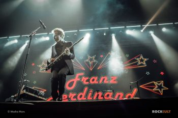 Franz Ferdinand | Tinkoff Stereoleto в Питере | Artplay | 10-11.06.2018