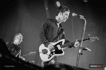 Noel Gallagher's High Flying Birds в Питере | A2 Green Concert | 01.06.2018
