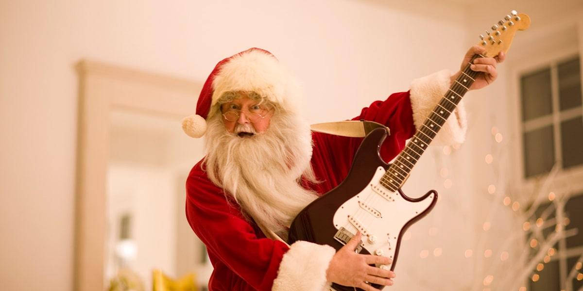Атмосферный рождественский плейлист - Роккульт