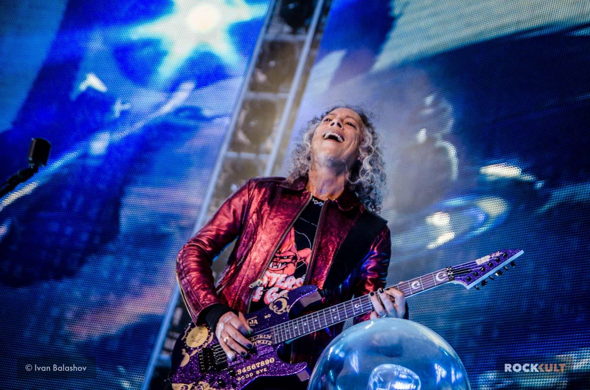 Фотоотчет | Metallica в Москве | Лужники | 21 07 2019
