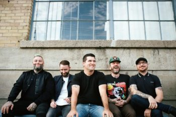 alexisonfire band photograph